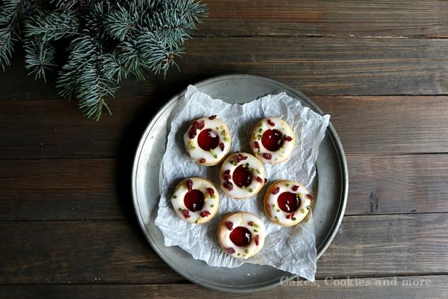 Cranberry Spitzbuben