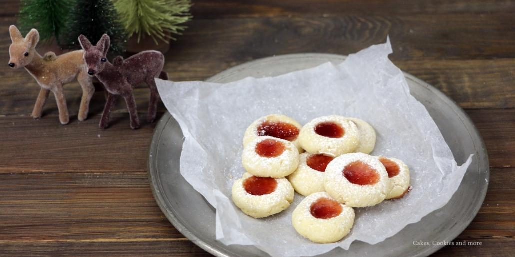 Weihnachtsgebäck Engelsaugen.Engelsaugen Gueztli Cakes Cookies And More