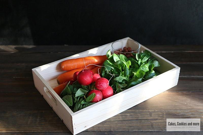 Gemüsekiste März