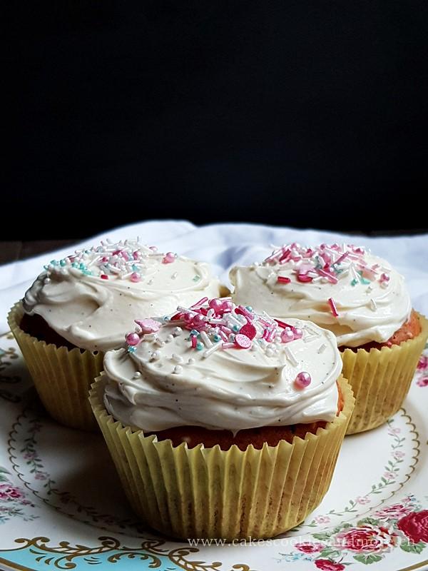 Konfetti Cupcakes