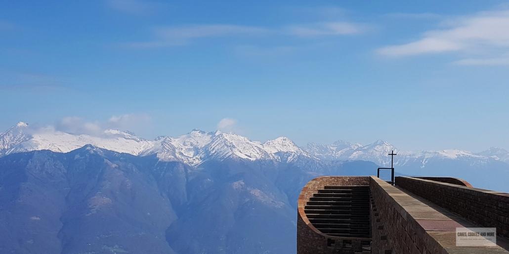 Ausblick vom Monte Tamaro