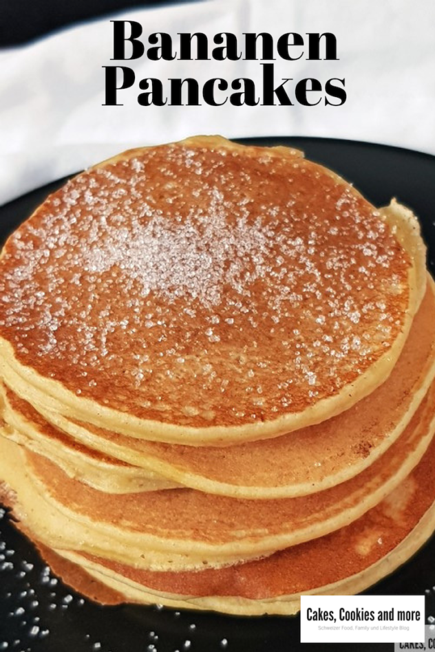 Apfelpancakes mit UrDinkel Mehl Rezept