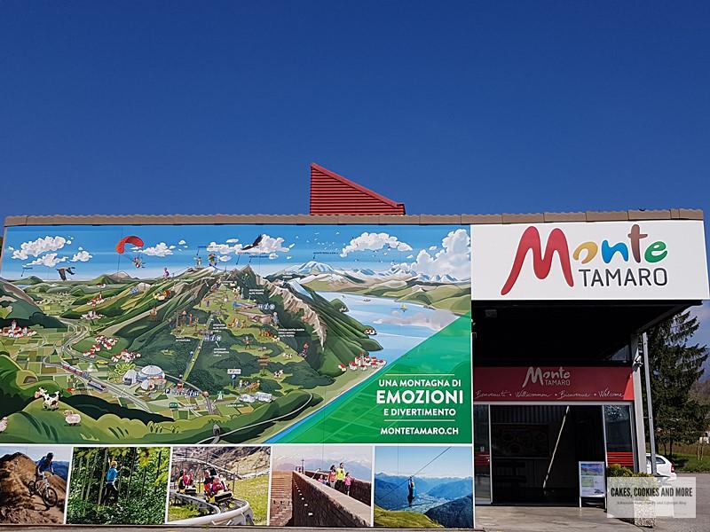 Monte Tamaro - Station