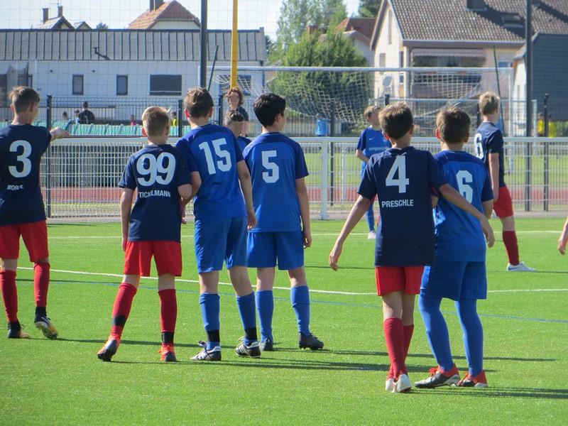 Fussballturnier La Wantzenau