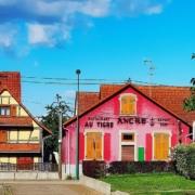 Rosa Haus in La Wantzenau