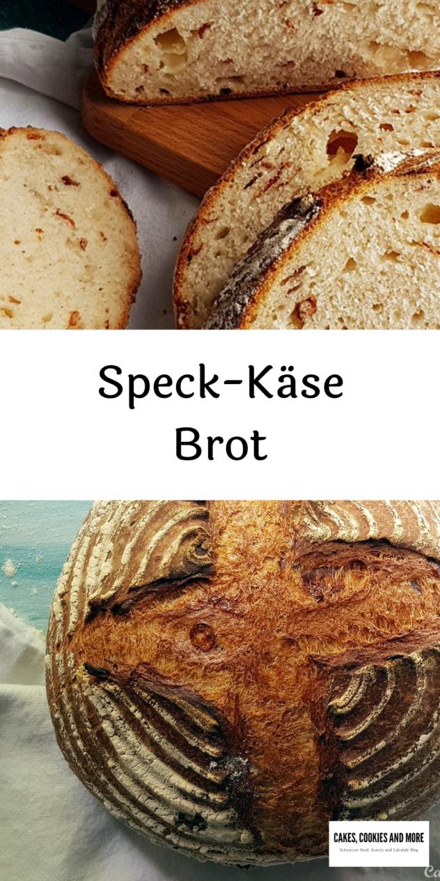 Rezept für Speck-Käse-Brot mit Übernachtgare
