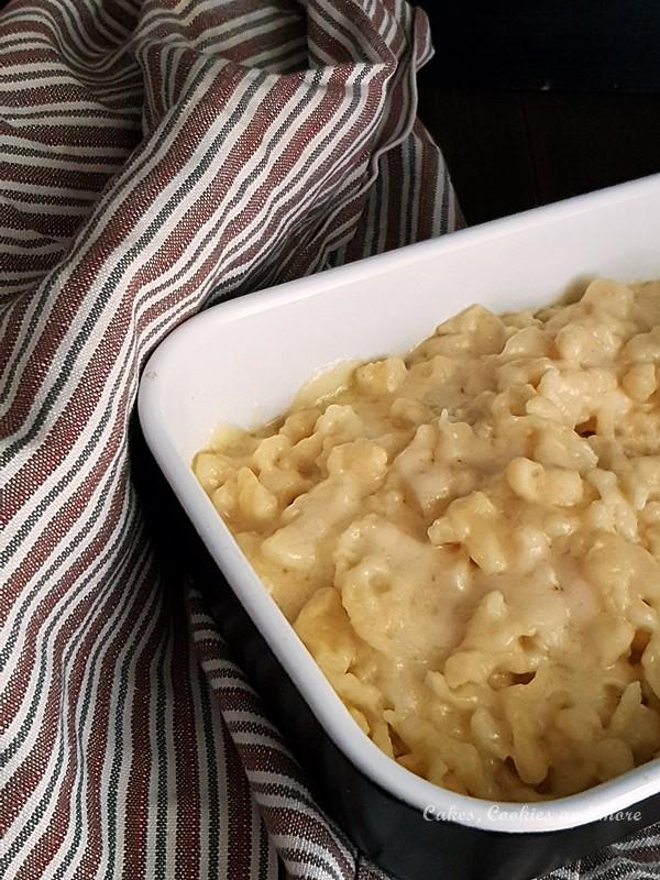 Rezept für Käse-Knöpfli