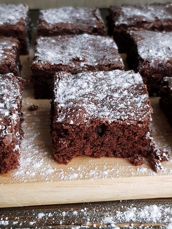 Rezept für Basler Schoggitorf - Ein schweizer Rezept für Schokoladenkuchen