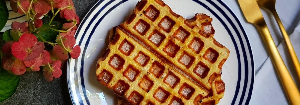 French Toast Waffeln