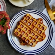 French Toast Waffeln