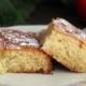 Apfelkuchen mit Honig