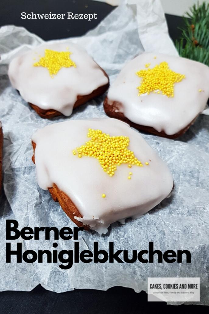 Schweizer Rezept - Berner Lebkuchen