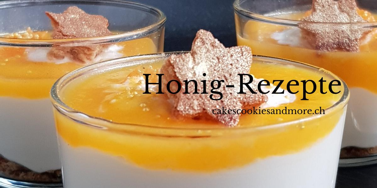 Honig-Rezepte