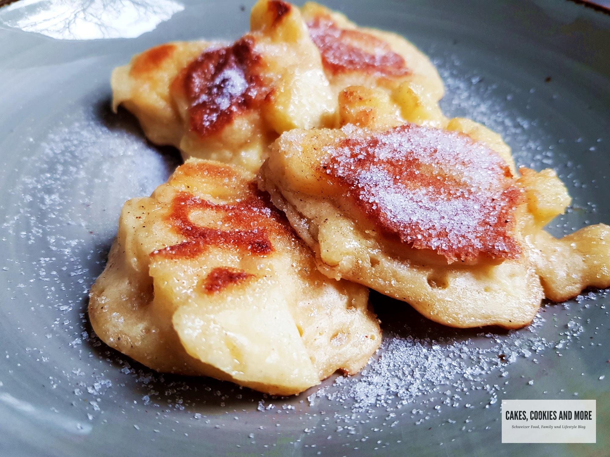 Schweizer Rezept – Apfeltatsch