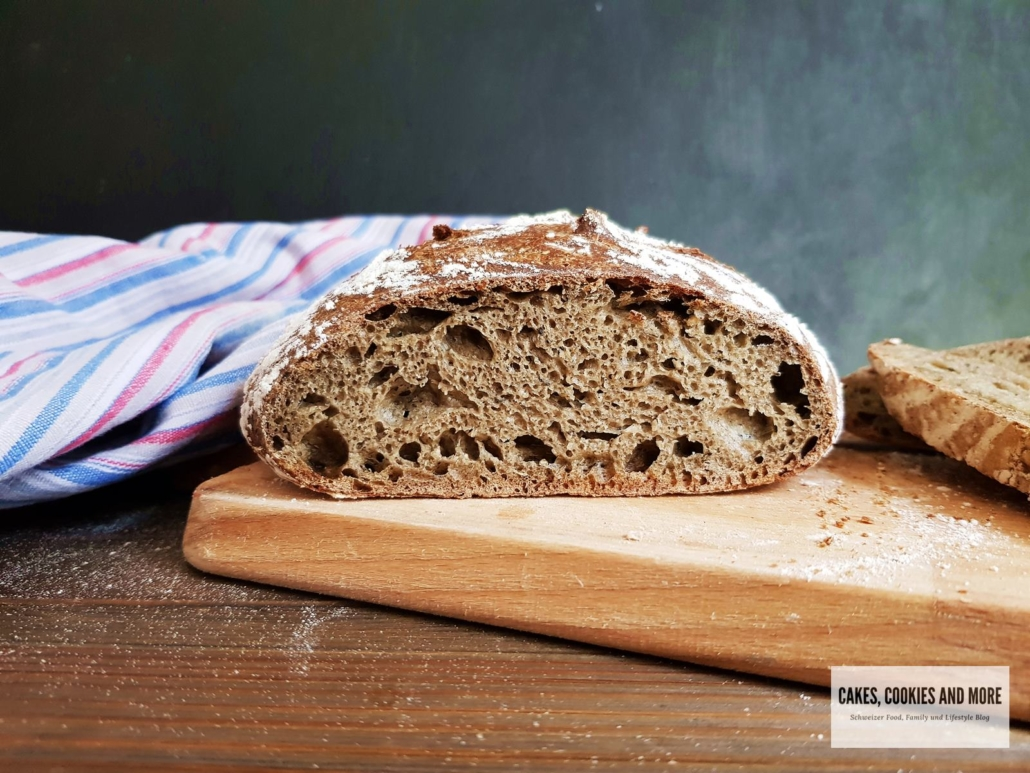 Lower Carb Brot mit Sonnenblumenmehl