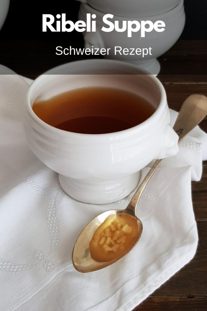 Ribeli Suppe