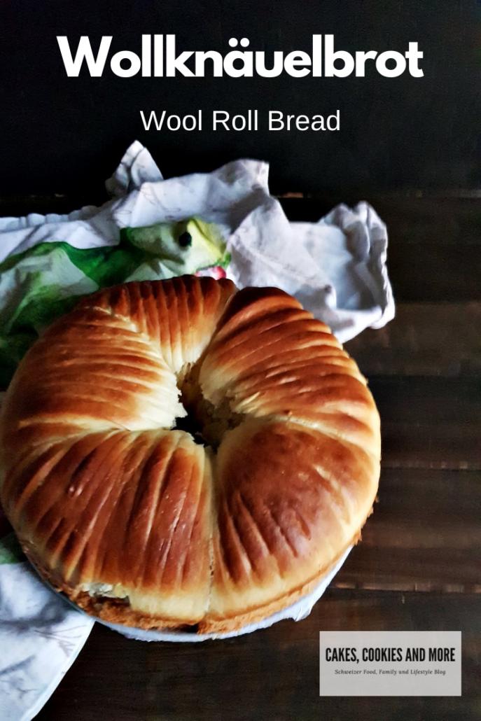 Wollknäuelbrot - Wool Roll Bread