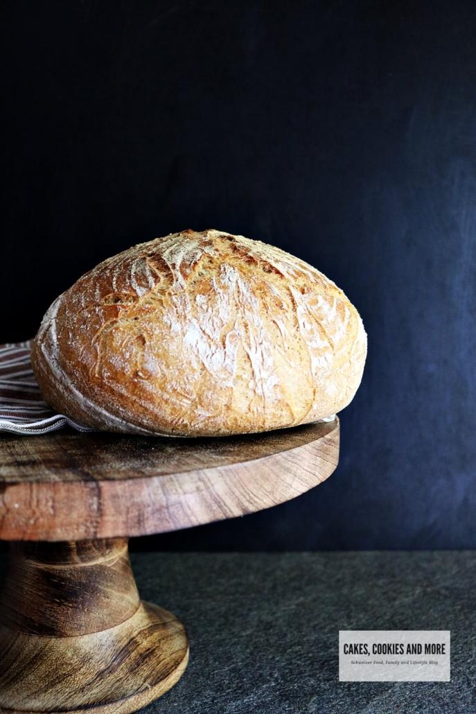 Pane di grano duro (Hartweizenbrot)